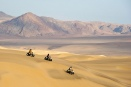Guided desert quad-bike excursions from Serra Cafema, Namibia