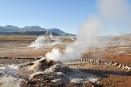 El Tatio Geyser in Northern Chile
