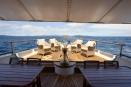The Grace's relaxing deck