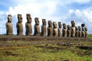 Easter Island's mysterious Moai statues